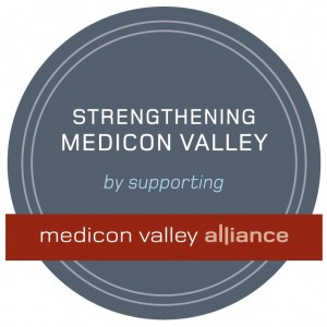 Medicon Valley Badge