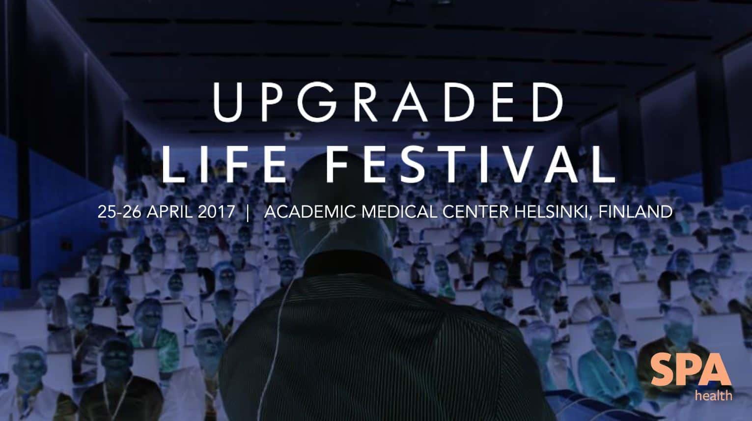 Foto Upgraded Life Festival