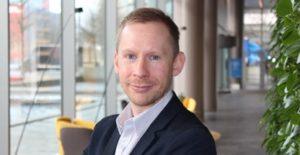 CEO of Medicon Valley Alliance, Petter Hartman