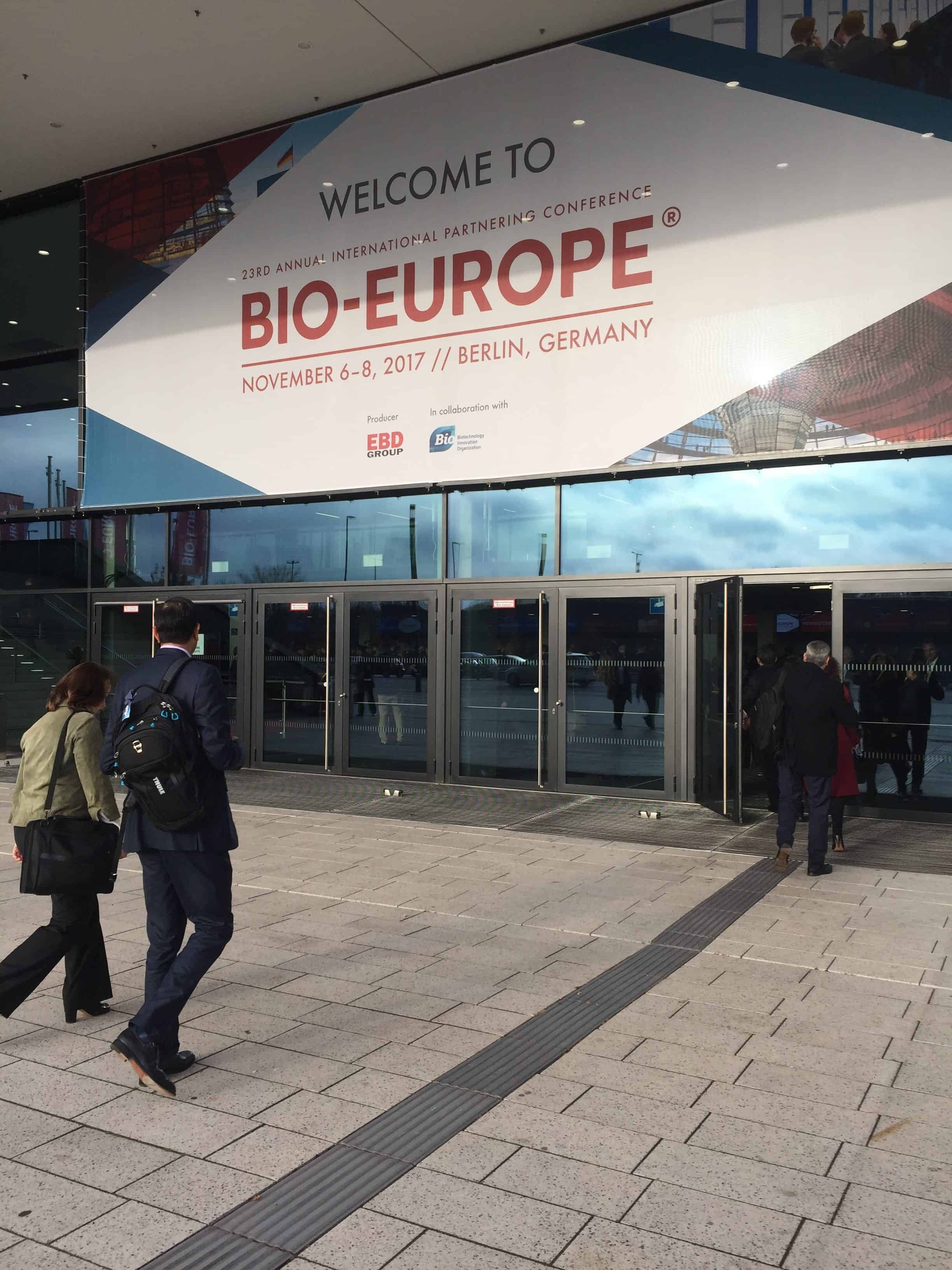medicon valley must do its very best to top the 2017 bio europe in berlin - Must Do Berlin