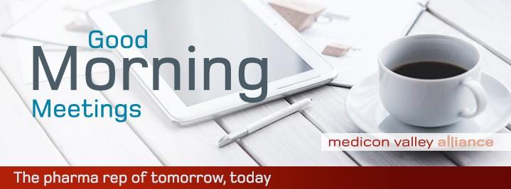 Postponed - The pharma rep of tomorrow, today - MVA