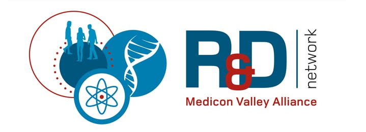 R and D Network logo