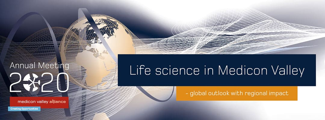 Annual Meeting 2020 - Life Science in Medicon Valley