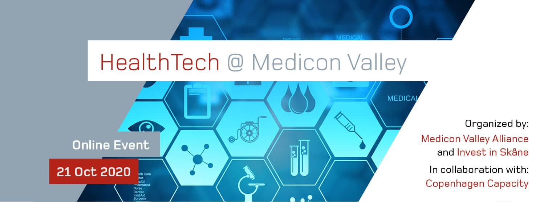 HealthTech @ Medicon Valley