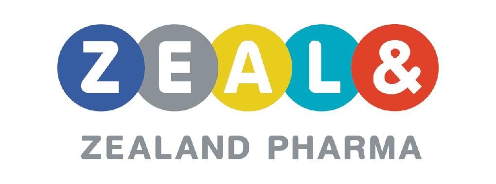 Zealand pharma logo