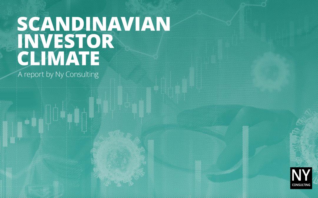 New Scandinavian Investor Climate Report