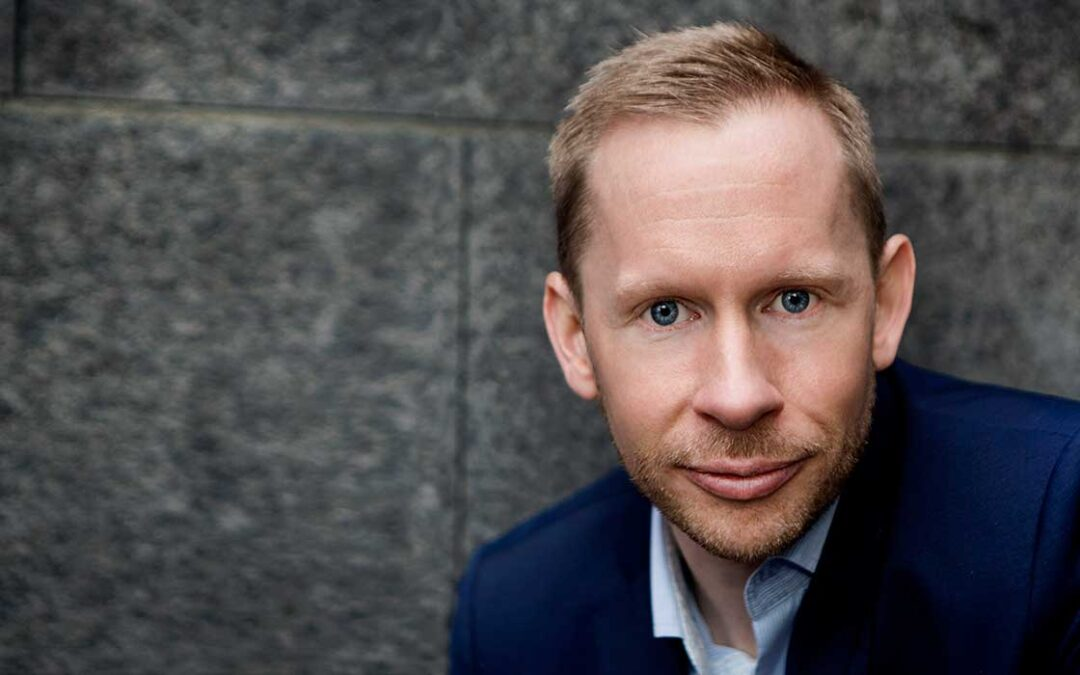 Podcast-interview from Life Science Sweden with MVA CEO, Petter Hartman, about Danish-Swedish life science